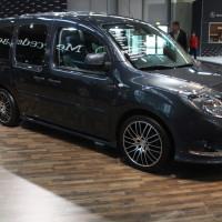 Vienna Autoshow 2014 Mercedes-Benz Citan Hartmann Tuning