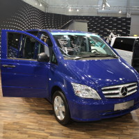 Vienna Autoshow 2014 Mercedes-Benz Vito