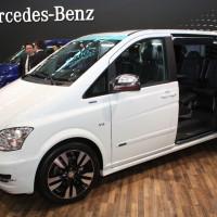Vienna Autoshow 2014 Mercedes-Benz Viano