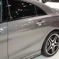 Vienna Autoshow 2014 Mercedes-Benz  CLA 45 AMG