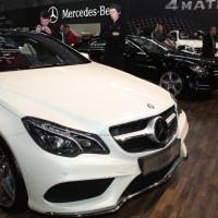 Vienna Autoshow 2014 Mercedes-Benz E-Klasse