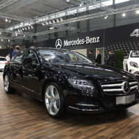 Vienna Autoshow 2014 Mercedes-Benz CLS