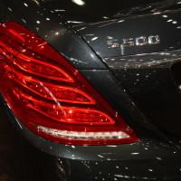 Vienna Autoshow 2014 Mercedes-Benz S-Klasse