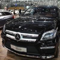 Vienna Autoshow 2014 Mercedes-Benz GL