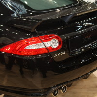 Vienna Autoshow 2014 Jaguar XK