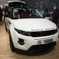 Vienna Autoshow 2014 Range Rover Evoque Land Rover