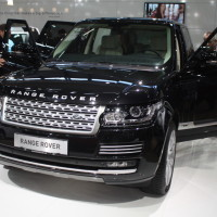 Vienna Autoshow 2014 Range Rover