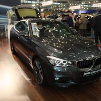 Vienna Autoshow 2014 BMW 3er Gran Turismo