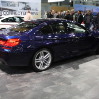Vienna Autoshow 2014 BMW 640d