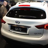 Vienna Autoshow 2014 Infiniti QX70