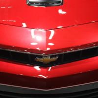 Vienna Autoshow 2014 Chevrolet Camaro
