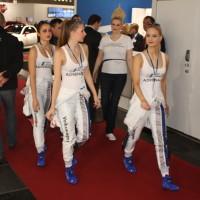 Vienna Autoshow 2014 Messe Hostessen