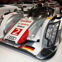Vienna Autoshow 2014 Audi R 18 e-tron Quattro Hybrid Sportwagen