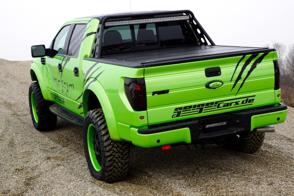 """The Beast"" Ford F-150 Raptor Super Crew Cab Geiger Pick Up"