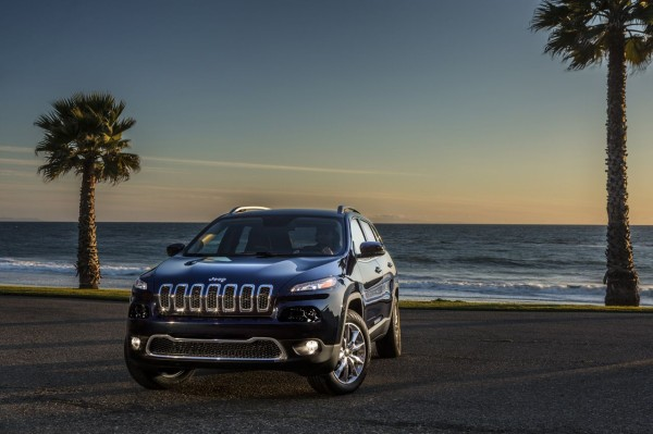 Jeep Cherokee Limited Design