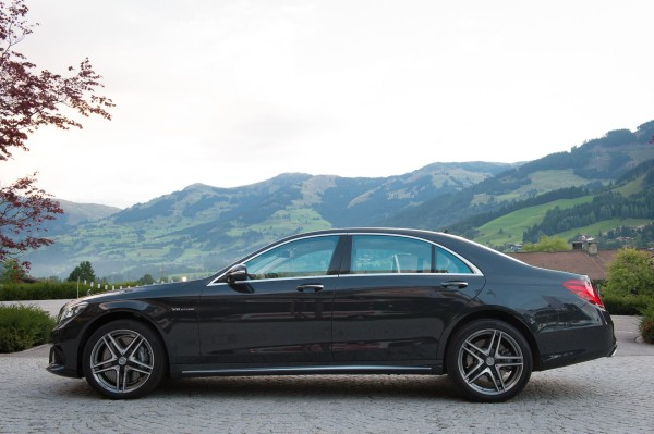 Mercedes-Benz S Klasse