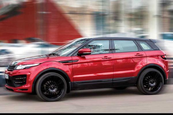 Range Rover Evoque Larte Design