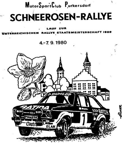 Schneerosen Rallye_Logo1980