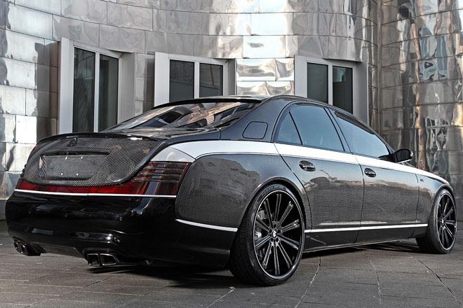 maybach 57s tuning von knight luxury | faszination-autos