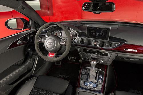 Audi RS6-R ABT Innenraum