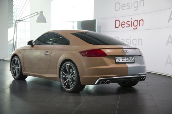 Audi TT Coupé Heck