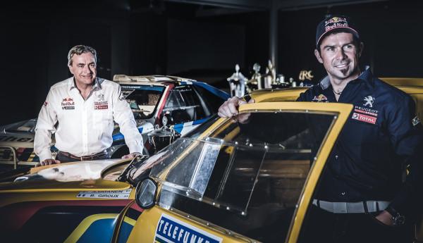 Peugeot und die Rallye Dakar 2015