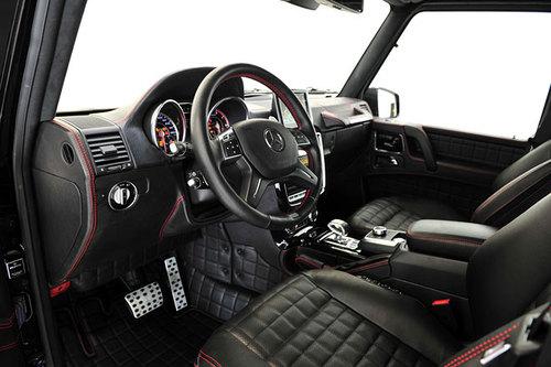 Mercedes-Benz G Brabus 800 iBusiness Innenraum