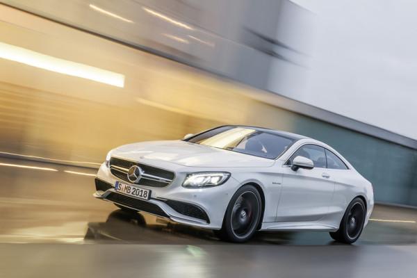 Mercedes-Benz S63 AMG Coupé