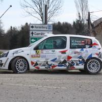Rebenland Rallye 2014 Renault Clio Heimp Papst SP6