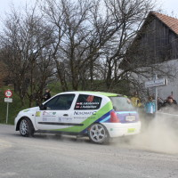 Rebenland Rallye 2014 Renault Clio RS Sport 16V Martin Jakubowics SP6