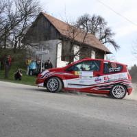 Rebenland Rallye 2014 Citroen S2 R2 Klemen Popit SP6
