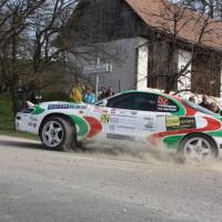 Rebenland Rallye 2014 Toyota Celica 4WD Herbert Weingartner SP6