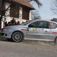 Rebenland Rallye 2014 Peugeot 206 RC Jakub Voldrich SP6