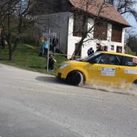 Rebenland Rallye 2014 Suzuki Swift Sport Pierpaolo Montino SP 6