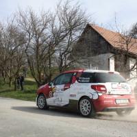Rebenland Rallye 2014 Citroen DS3 R1 Tomas Guryca SP6