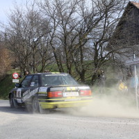 Rebenland Rallye 2014 BMW 318iS E30 Dieter Bardel SP6