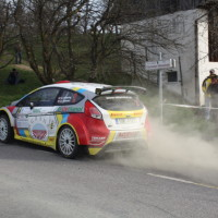 Rebenland Rallye 2014 Ford Fiesta R5 Grössing Gerwald SP 6