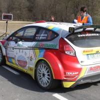 Rebenland Rallye 2014 Ford Fiesta R5 Grössing Gerwald SP 9