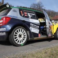 Rebenland Rallye 2014 Skoda Fabia S2000 Raimund Baumschlager SP9