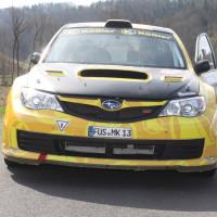 Rebenland Rallye 2014 Subaru Impreza WRX R4 TMR Manuel Kößler SP 9