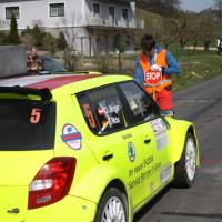 Rebenland Rallye 2014 Skoda Fabia S2000 Chris Brugger SP9