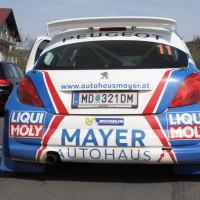 Rebenland Rallye 2014 Peugeot 207 S2000 Walter Mayer SP 9