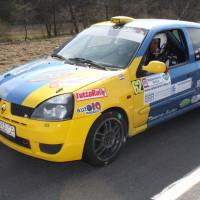Rebenland Rallye 2014 Renault Clio RS Tomas Hrvatin SP9