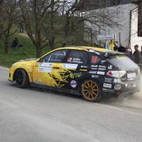 Rebenland Rallye 2014 Subaru Impreza WRX R4 TMR Manuel Kößler SP 6