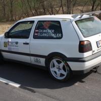 Rebenland Rallye 2014 VW Golf III KitCar Christoph Weber SP9