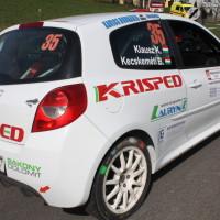 Rebenland Rallye 2014 Renault Clio R3 Kristof Klausz SP9