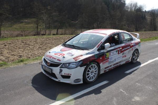 Rebenland Rallye 2014 Fotos und Videos SP 9 Glanz