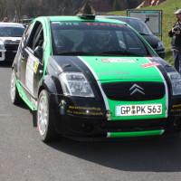 Rebenland Rallye 2014 Citroen C2 Christian Knaupp SP9