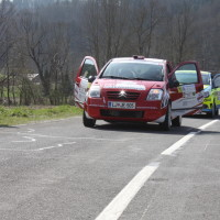 Rebenland Rallye 2014 Citroen C2 R2 Klemen Popit SP9