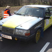 Rebenland Rallye 2014 Volvo 940 Martin Wurm SP9